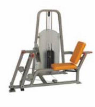leg squats machine