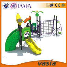 Material and Outdoor Playground Type round climbing playground outside