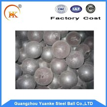 Factory supply rolled and forged grinding steel ball 20 - 160mm for mining/ cement mill