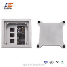 Direct Factory !!! JS-Z400 multimedia connection box Including telephone audio video AC power