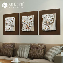 popular abstract hand drawing oil pictures