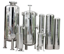 CHUNKE For reverse osmosis stainless steel mechanical filter filled with quartz sand, active carbon