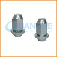 China wholesale low price hexagon bolt and nut for steel structure