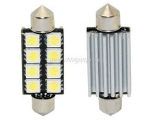 Canbus auto led T10*43 8SMD
