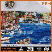 PROMOTIONS Unique broken mosaic