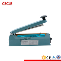 Cecle inflatable plastic film sealing machine