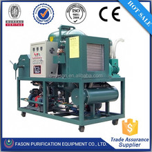 vegetable oil recycling machine/waste oil recycling distillation machine
