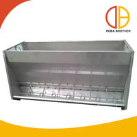 Pig Trough Double-Side Farm Equipment China Suppier