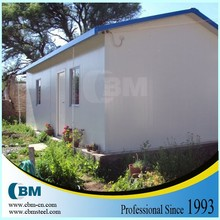 low cost prefab small garden house
