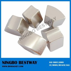 ISO9001 Ningbo Ni Coating Ndfeb Magnet Manufacture