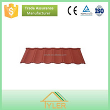 Africa Hot Sell Bulding Material Stone coated metal roof tile