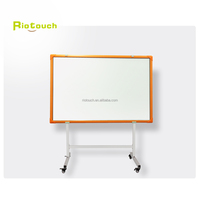 China 2015 cheap infrared flexible magnetic whiteboard with best price