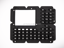 Brand name keyboard, compression moulding keypad, silicone rubber keypad