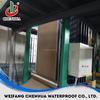 Automatic sbs/app bitumen Waterproof membrane production line manufacturer