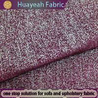 Upholstery polyester chenille bus seat fabric