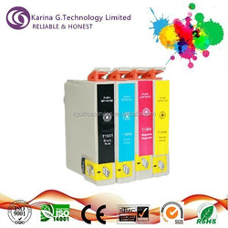Good quality 2015 pigment ink for hp designjet 1050 1055 T1811-T1814 for Hp