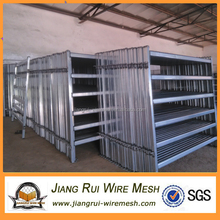 china high quality hot sale galvanized heavy duty cattle yard panel