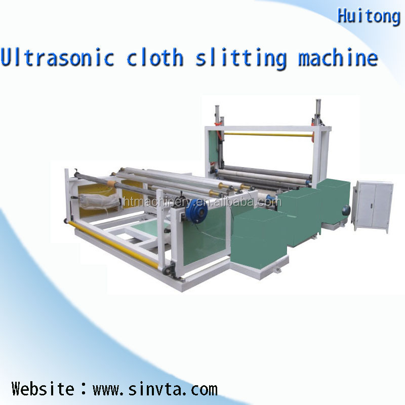 slitting machine for fabric