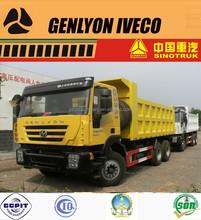 Heavy duty 25ton camion iveco