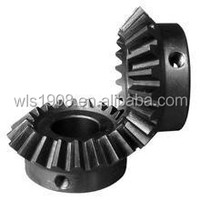 steel conical bevel gear