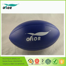 Custom made pvc leather rugby ball