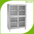 Móveis de cozinha/açoinoxidável projeto do armário de cozinha modelo bn-c15