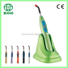 HOM Medical Products Dental Supplies curing Machine With Rechargeable Battery