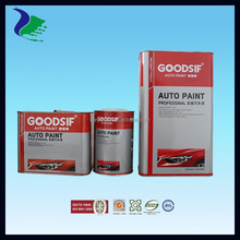 Automotive spray paint hardener/ Auto Paint hardener for paint car body( Manufacture in Guangzhou )