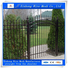 wrought iron villa main gate designs