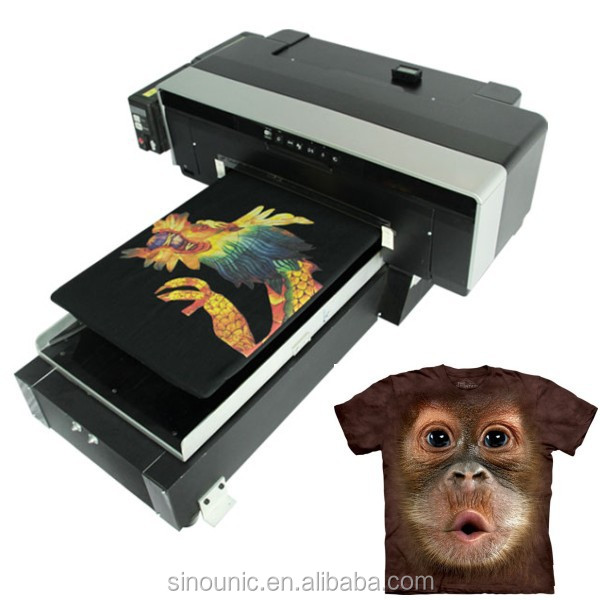 High quality 3d t shirt printing machine 3d t shirt for Machine for printing on t shirts