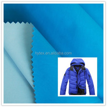 Waterproof Breathable Nylon 228T Nylon Taslon/Jacket Fabric