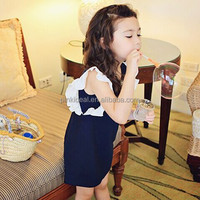 Pinkideal Girl Dress summer 2015 new cotton princess dress skirt