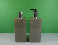 warm Grey 6C square plastic bottle