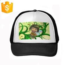 baby/children/kids trucker mesh cap polyester + foam