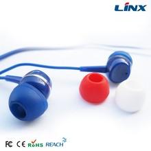 portable earphones game player earplugs promotional product earpieces