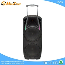 innovative design LED speaker with different colors,usb,sd,fm,remote control,bluetooth available