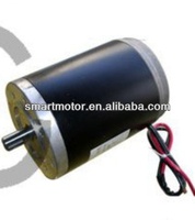 114zyt high torque how power pm dc motor, rated torque upto 2.8Nm, rated power upto 500w, 800w, 1000w