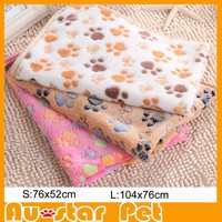 Wholesale Size S Factory Best Selling Dog Pet Fleece Blanket Pet Mat