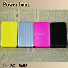 OLIER 2015 the high quality suitcase external battery charger 6000mah from ebay supplier looking for agents in Europe