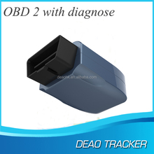 Favorites Compare OBD GPS Tracker powered by OBD port for tracking your car, installs in OBD II 2 Port of any car within seconds