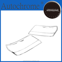 Flexible Chrome Trim, Chrome Head Light Cover for Suzuki Grand Vitara 06-09