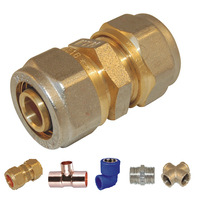 Longrun P00 High Quality Cheap copper PPR pipe fitting