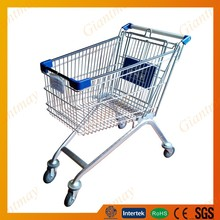 import from china used shopping trolleys