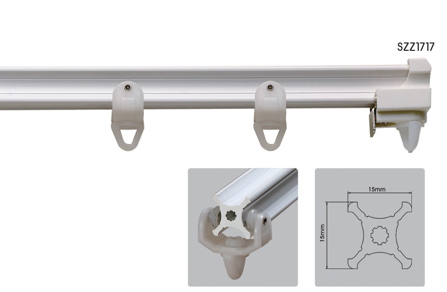 Curtain Track - Buy Ceiling Mount Plastic Curtain Track,Pvc Medical ...