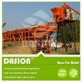 venta caliente hzs25 de cemento de la planta de procesamiento por lotes para la venta