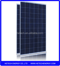 Poly 235w solar module price made in china with low cost and high quality