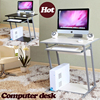 2015 Metal computer desk,simple style office furniture DX- M501