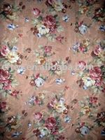 polyester cotton printed jacquard upholsterly fabric