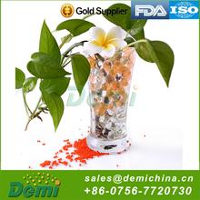 Caliente venta de regalo mágico Multicolor transparente perlas de agua para flor