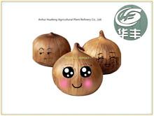 The Best Vegetable Product Single Clove Black Garlic 1 bulb/bag HFS0015
